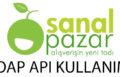 Sanal Pazar Api Entegrasyonu PHP